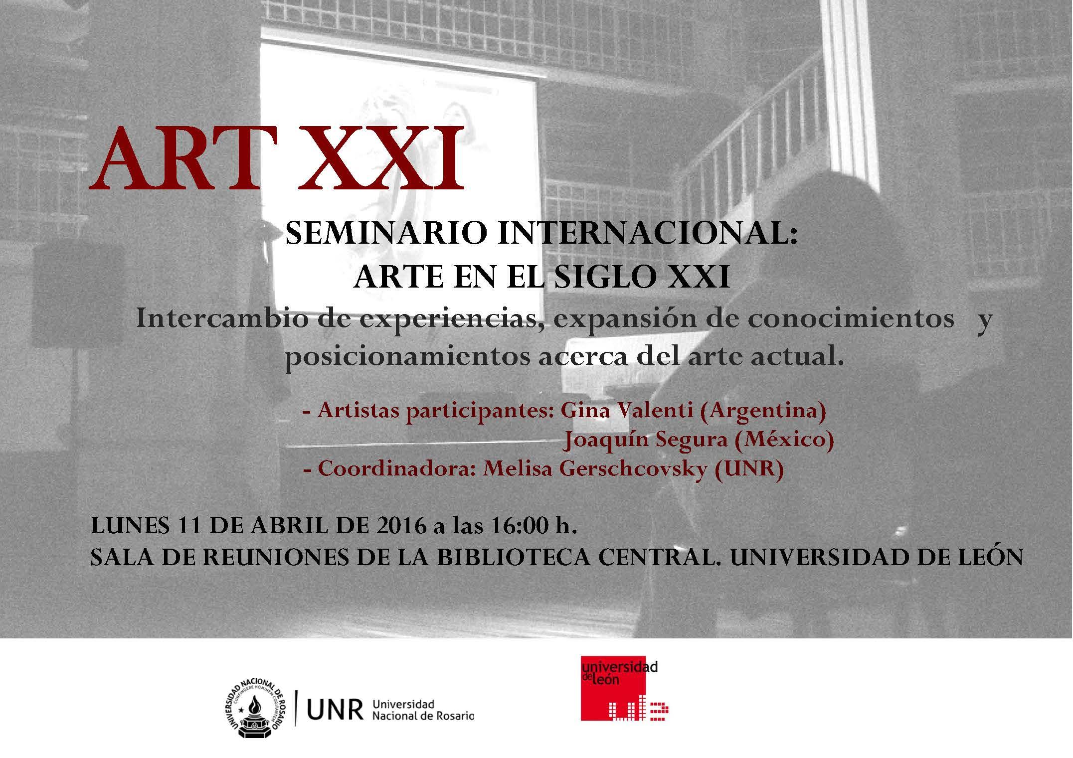 ART XXI