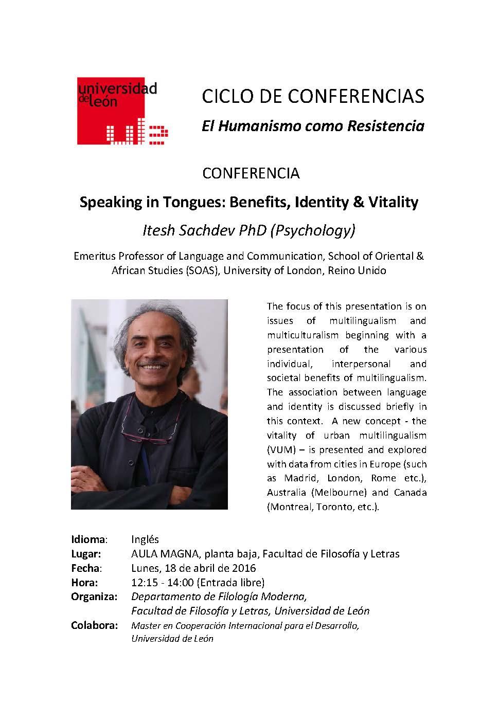 Itesh talk April 2016 Poster